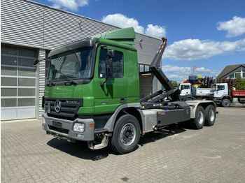 Camion ampliroll Mercedes-Benz Actros 2646 6x4  Abrollkipper