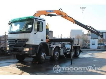 Camion ampliroll Mercedes-Benz Actros 3246 8x4
