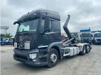 Camion ampliroll Mercedes-Benz Actros neu 2543 L 6x2 Abrollkipper Meiller, Funk
