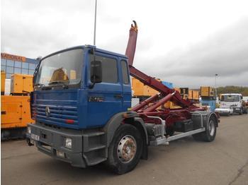 Camion ampliroll Renault G 230 TI