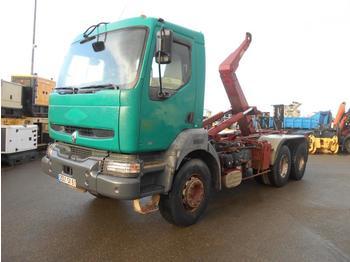 Camion ampliroll Renault Kerax 300