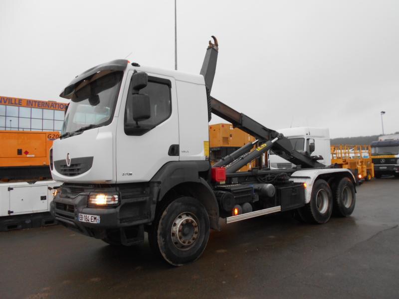camion ampliroll Renault Kerax 370 DXI