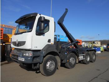 Camion ampliroll Renault Kerax 410 DXI