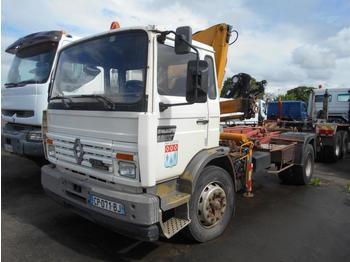 Camion ampliroll Renault Midliner 200