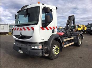 Camion ampliroll Renault Midlum 220 DXI