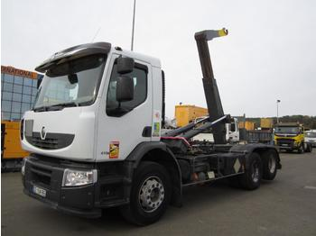 Camion ampliroll Renault Premium Lander 410 DXI