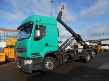 Camion ampliroll Renault Premium Lander 450 DXI
