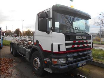 Camion ampliroll Scania G 114G380