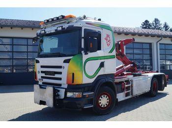 Camion ampliroll Scania R440 LB 6x2 Euro5 Multilift XR 21Z56