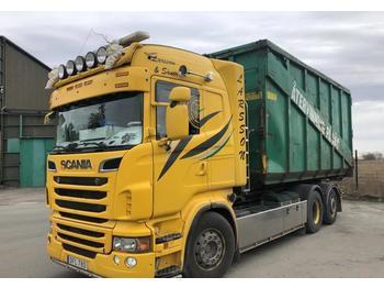 Camion ampliroll Scania R 730