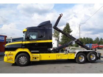 Camion ampliroll Scania T 480