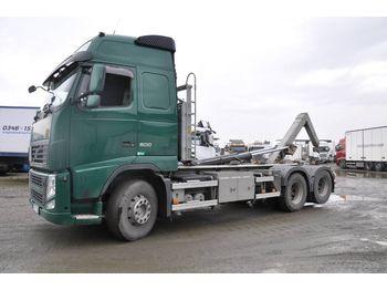 Camion ampliroll VOLVO FH 500