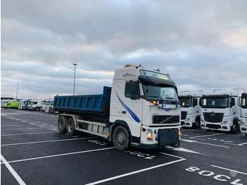 Camion ampliroll Volvo FH 460 + Joab kablys su konteineriu