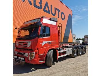 Camion ampliroll Volvo Trucks FMX 460 8x4