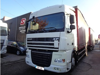 DAF 105 XF 460 combi Zf intarder - camion bâche