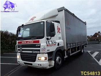 DAF CF 85 410 Euro 4 - camion bâche