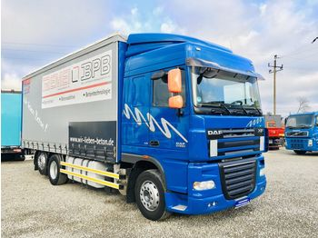 Camion bâche DAF XF 105.410