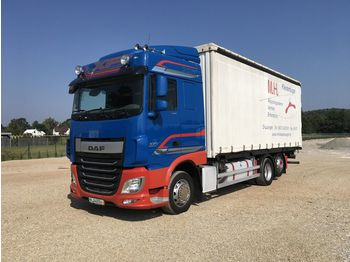 DAF XF 106.440 6x2 Manual , Super Stan - camion bâche