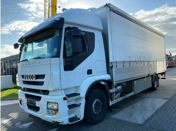 Iveco STRALIS 330 EEV 4X2  - camion bâche