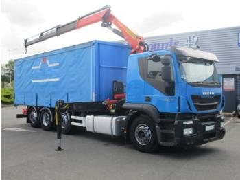 Iveco Stralis 360 - camion bâche