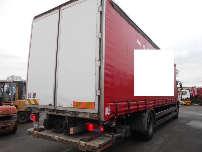 camion bâche MAN TGA 18.320