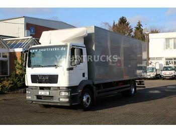 Camion bâche MAN TGM 18.290 E5 /Koffer-Plane 8m/Nutzlast 10.330kg