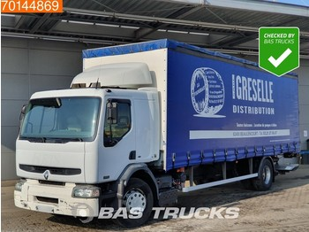 Renault Premium 270 4X2 Manual Ladebordwand Euro 3 - camion bâche