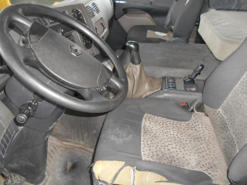 camion bâche Renault Premium 280 DXI