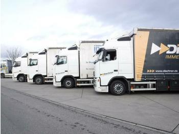 Camion bâche Volvo FH13-440 6x2R 120m3 Leder,XENON,Edscha,GERMAN