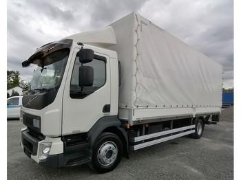 Camion bâche Volvo FL240 - 14 Tonnen Pritsche / Plane LBW Klima Euro 6 (1)