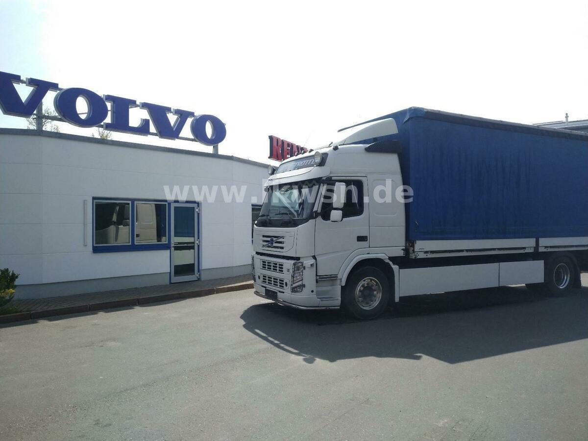 camion bâche Volvo FM 340 4x2R Globe DAUTEL 1,5to LBW VOLVO Service