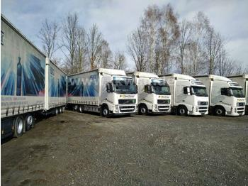 Camion bâche Volvo Volvo FH420 6x2R 120m3 XENON,Edscha,GERMAN