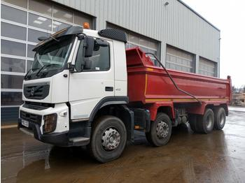 2012 Volvo FMX-410 - camion benne