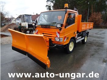 Camion benne  Bonetti FX100 50E5 Abrollkipper 4x4 Winterdienst