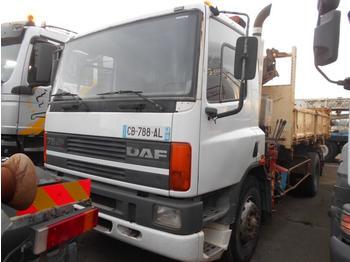 Camion benne DAF 75 ATI 240