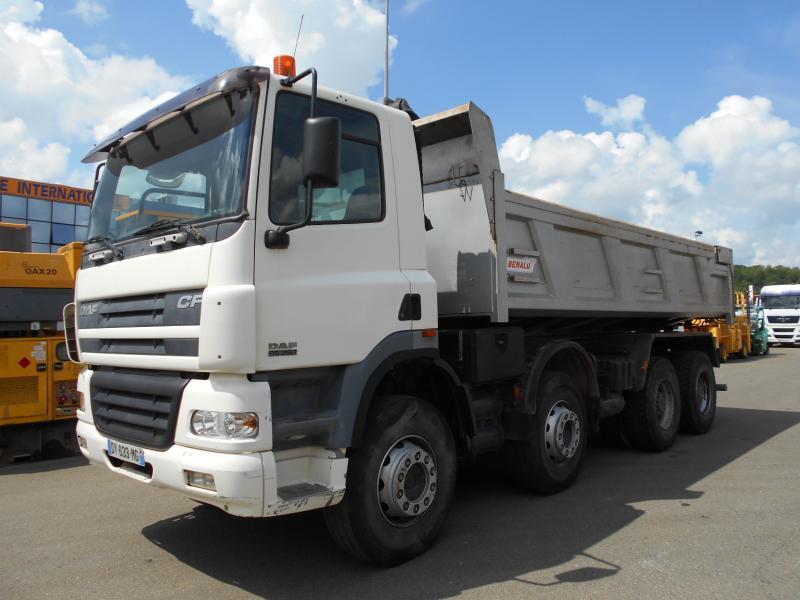camion benne DAF 85CF 380
