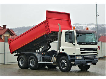 DAF CF 75.360 Kipper+Bordmatic 5,20m  Top Zustand!  - camion benne