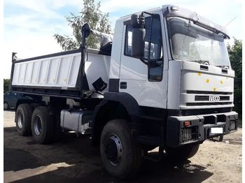 IVECO 6x6 - camion benne