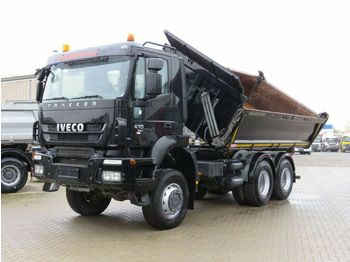 IVECO AD 260T41W 6x6 - camion benne