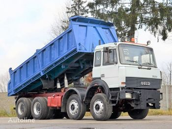 Camion benne IVECO MAGIRUS 340-34 AH