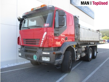 Iveco 380 T 45 - camion benne