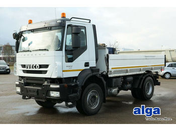 Camion benne Iveco AD190T45/4x2/Meiller/4,7 m. lang/AHK/452 PS!