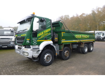 Leasing Iveco AD340T36 8x4 EEV / RHD / Steel Tipper 14.5 m3 - camion benne