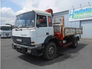 Camion benne Iveco Unic - TurboStar - 190.30