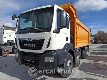 Camion benne MAN 2017 TGS 41.420 AC EURO6 8X4 HARDOX TIPPER