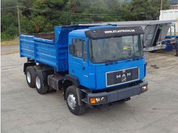 Camion benne MAN 26.322 MAN 26.322 (6X4) KIPPER