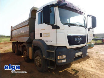 Camion benne MAN 35.360 TGS