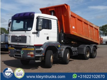 Camion benne MAN 35.390 8x4 manual 18m3: photos 1