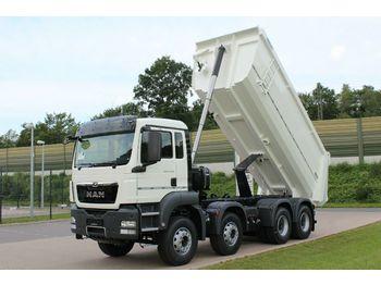 Camion benne MAN 41.400 8x4 / MuldenKipper EUROMIX  20m³/ EURO 3