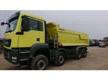 Camion benne MAN 41-440 8x8 Meiller Billencs